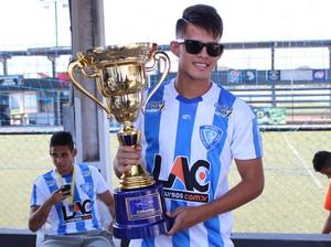 Dom Bosco, campeão, Copa FMF sub-21 (Foto: Olimpio Vasconcelos)