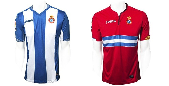 Camisas Espanyol