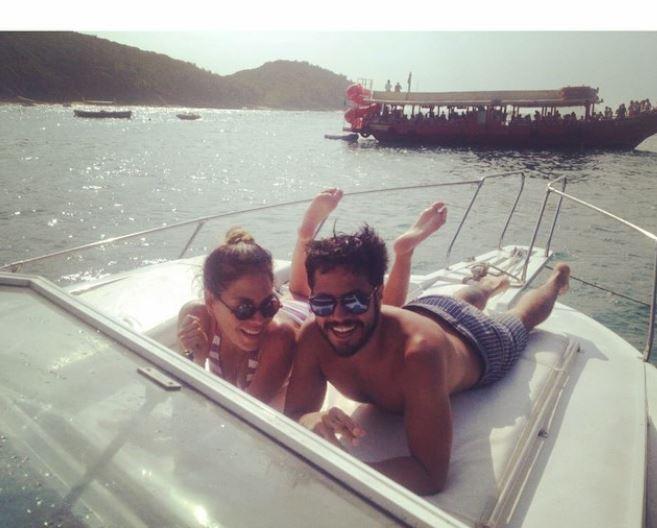Julia e Pedro (Foto: Reprodução/ Instagram)