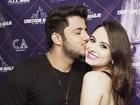 'Ela estava feliz', diz irmã de Allana Moraes, namorada de Cristiano Araújo