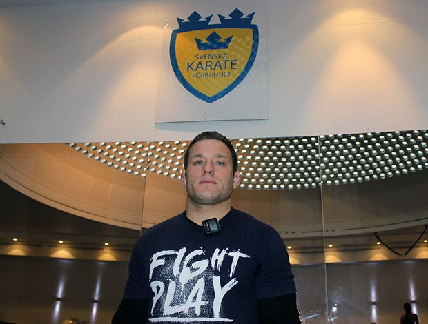 David Bielkheden UFC MMA (Foto: Adriano Albuquerque)