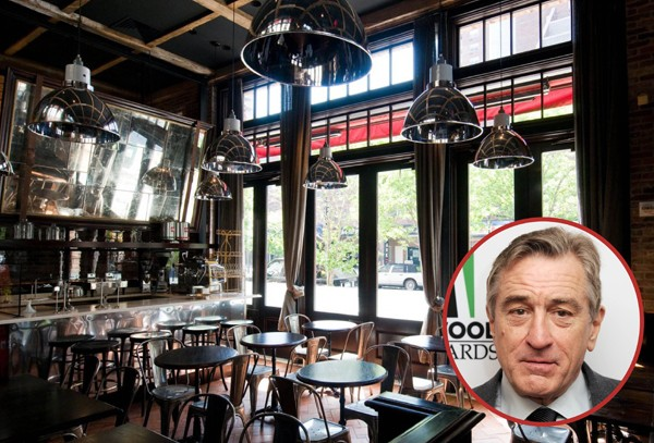 Outro restaurante de Robert De Niro é o Locanda Verde, aberto em Nova York desde 2009. (Foto: Getty Images / Divulgação)