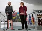 Reino Unido está preparado para iniciar Brexit em março, diz May