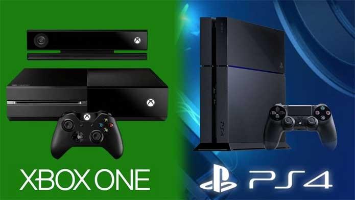 Comprar PS4 ou Xbox One nos EUA vale a pena  Saiba se o preço ... fe4051f82aaa9