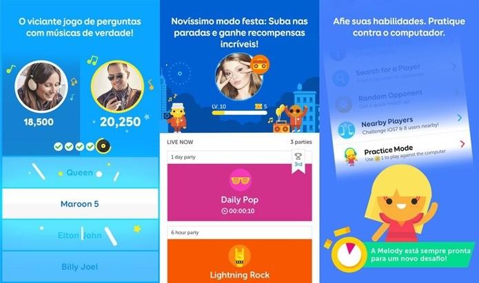 Novo modo em SongPop 2 traz competição entre vários jogadores (Foto: Divulgação)