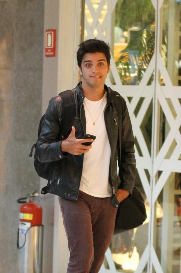 Rodrigo Simas (Foto: Fabio Moreno / Agnews)