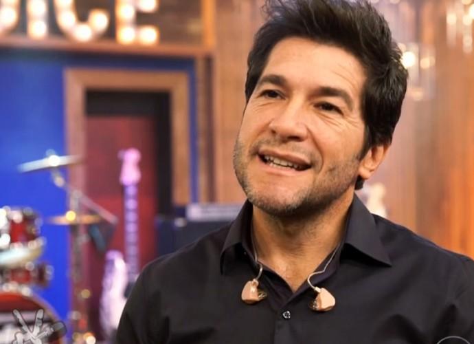 Daniel faz participação pra lá de especial no The Voice Brasil (Foto: Globo)