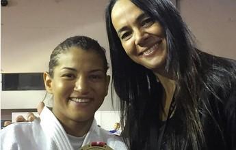 Sarah Menezes e Rafaela Silva levam bronze no Grand Slam de Paris