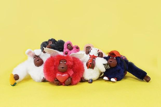 Macacos da Kipling (Foto: Divulgação)
