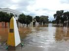 'É uma catástrofe', diz homem sobre cheia histórica no Noroeste do RS