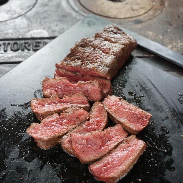 Denver Steak (Foto: André Lima de Luca)