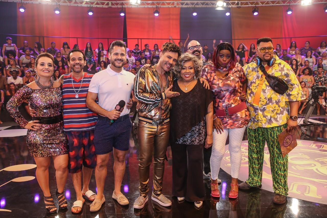 Dia 16;05, estreia a nova temporada de 'Os Suburbanos' no Multishow (Foto: Divulgao/ Multishow)