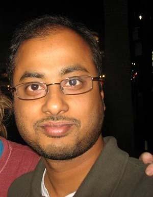 Foto sem data mostra Mainak Sarkar, atirador na Universidade da Califórnia que matou professor  (Foto: Facebook via AP)