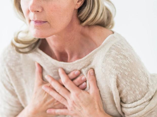 Menopausa coração (Foto:  Burger/Phanie/Arquivo AFP)
