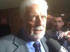 Dilma recebeu delação de Delcídio com 'indignação', diz Wagner
