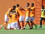 Nova Iguaçu bate o Tigres, e time de Felipe e Pedrinho cai para a lanterna