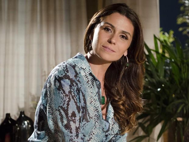 Giovanna Antonelli participa do Mais Você (Foto: TV Globo/ Mais Você)