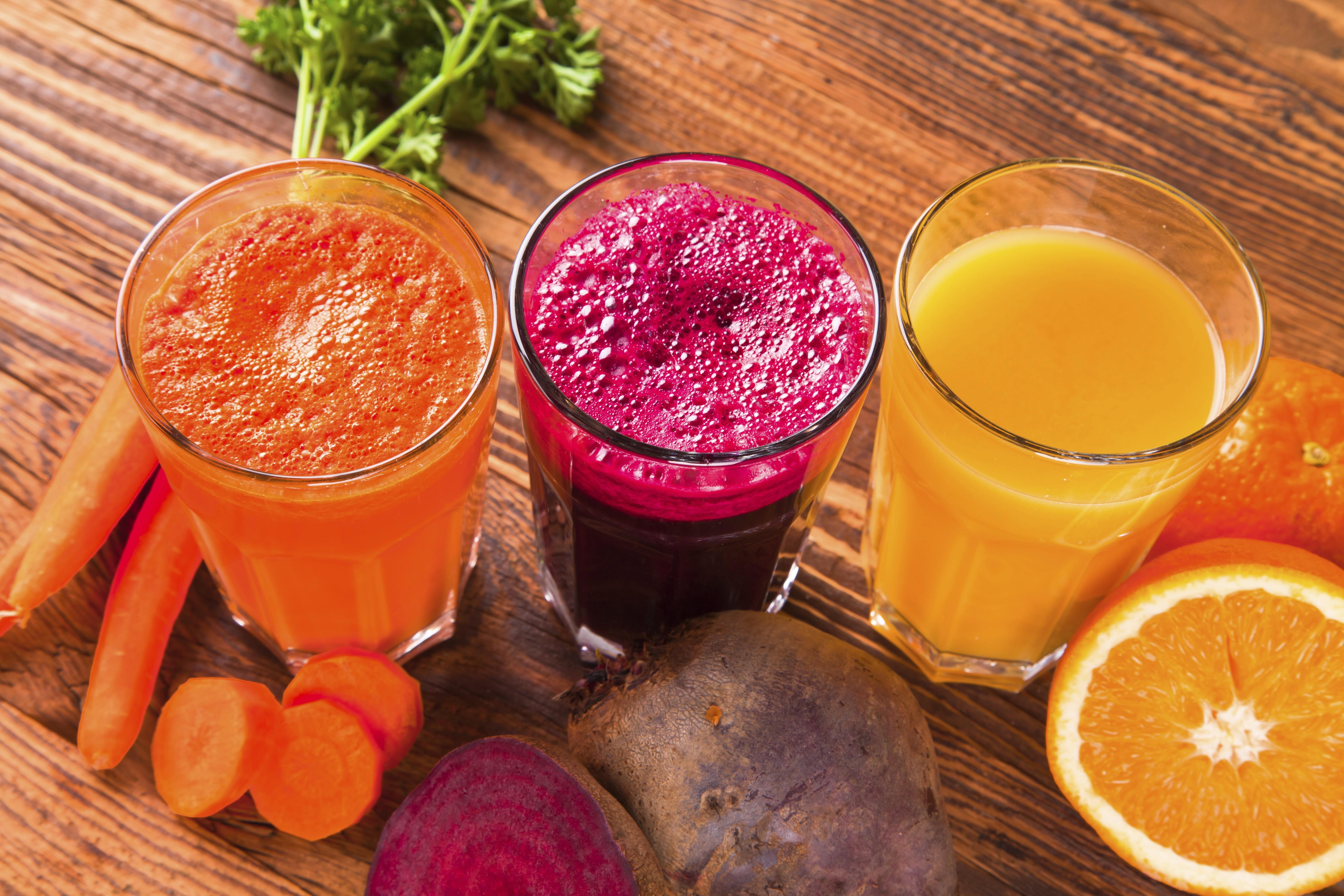 Os melhores sucos para enxugar a barriga (Foto: Thinkstock)