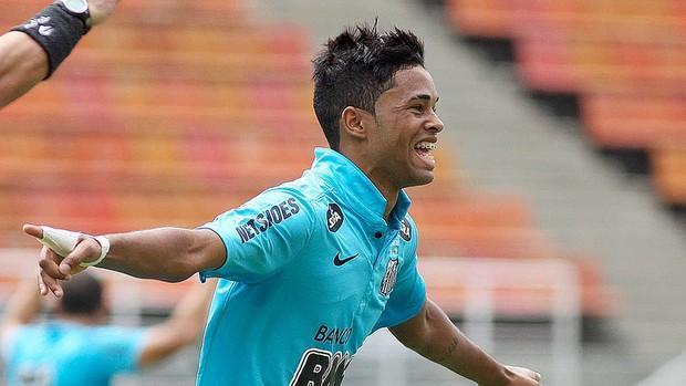 Givanildo - Santos - Sub-20 (Foto: Pedro Ernesto Guerra Azevedo/Divulgação Santos FC)