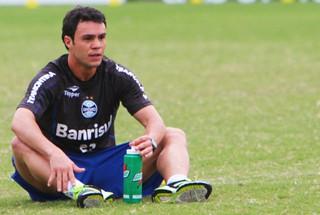 kleber gladiador grêmio copa do brasil (Foto: Lucas Uebel/Grêmio FBPA)