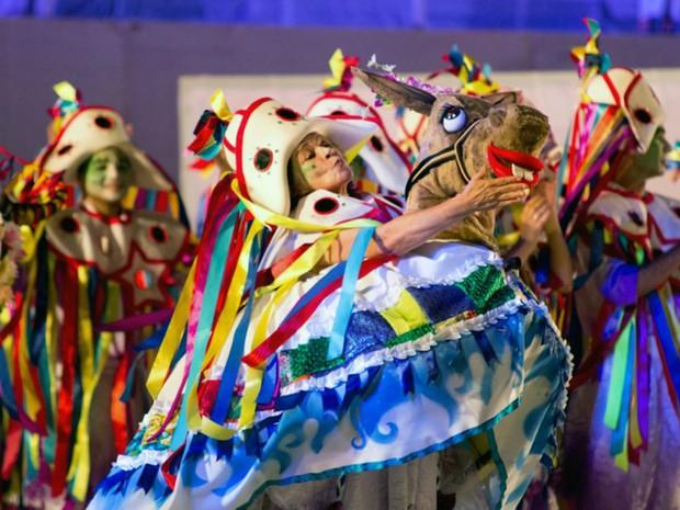 'Um Presente de Natal' celebra a cultura potiguar e os folguedos natalinos (Foto:  Alexandre Rocha/Divulgação)