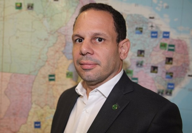 O secretário de Defesa Agropecuária do MAPA, Luis Rangel (Foto: Divulgação)
