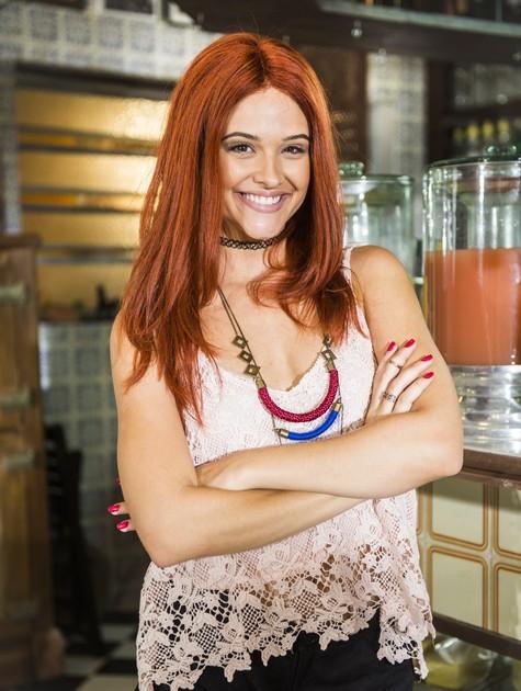 Juliana Paiva (Foto: João Miguel Júnior/ TV Globo)