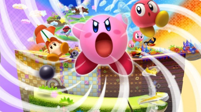 Kirby Triple Deluxe (Foto: Divulgação) (Foto: Kirby Triple Deluxe (Foto: Divulgação))