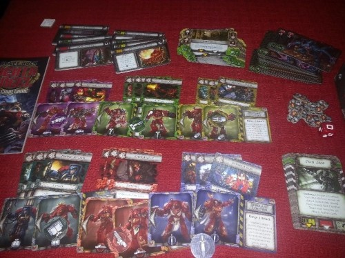 Space Hulk: Death Angel  The Card Game (Foto: Divulgao)