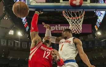 Sem Carmelo, Knicks cochilam no fim e são derrotados na prorrogação
