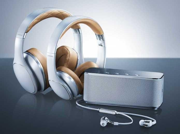Samsung lança série de áudio Level, com fones e caixa de som Bluetooth (Foto: Divulgação/Samsung)