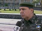 Homens do Exército e da Marinha reforçam segurança eleitoral no RJ