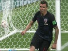A entrega total que deu a vitória à Croácia tem rosto? Mario Mandzukic