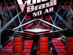 The Voice Brasil no ar destaque 300x345 (Foto: The Voice Brasil/TV Globo)