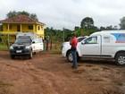 Suspeito de matar caseiro em sítio é preso pela polícia de Ariquemes, RO