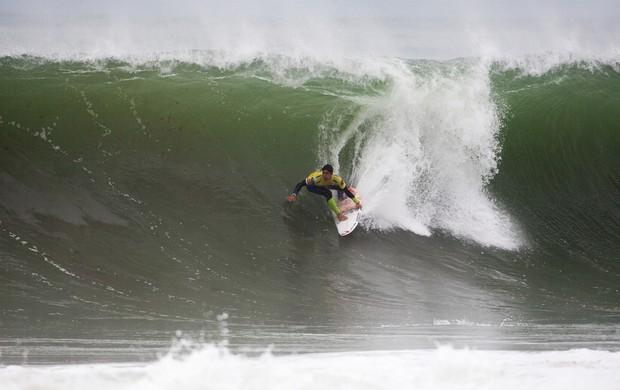 surfe Gabriel Medina na quarta fase do Mundial de Peniche  (Foto: Kelly Cestari / ASP)