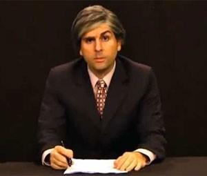Fausto Fanti no 'Documento Trololó' (Foto: Divulgação/MTV)
