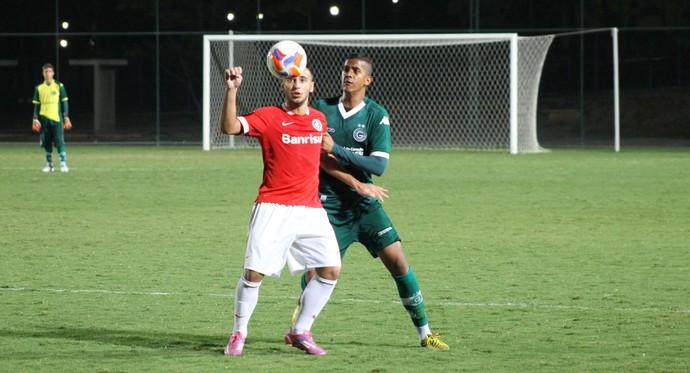 Gabriel Lopes Atacante Internacional sub-17 (Foto: Divulgação/ Assessoria P2)