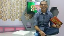 Paulo Henrique Nascimento volta a apresentar o Globo Esporte Acre (Paulo Henrique Nascimento/Arquivo Pessoal)