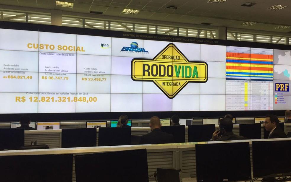 Custos sociais com acidentes passaram de R$12 bi em 2014 no país (Foto: Luciana Amaral/G1)