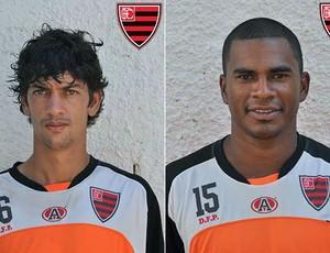 Montagem Fernandinho e Mazinho reforços do Palmeiras (Foto: Editoria de Arte / Globoesporte.com)