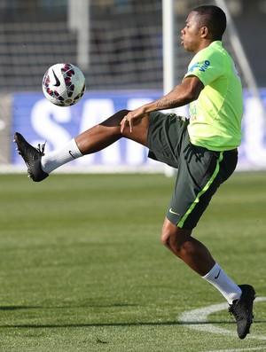 Robinho Seleção Brasileira Copa América (Foto: Rafael Ribeiro/CBF)