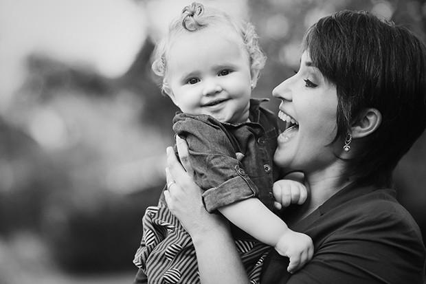 A fundadora da Be Nutri, Jordana Saldanha, é a mãe de Crystal (Foto: Jordana Saldanha, 37 anos, mãe de Crystal, 1 ano)