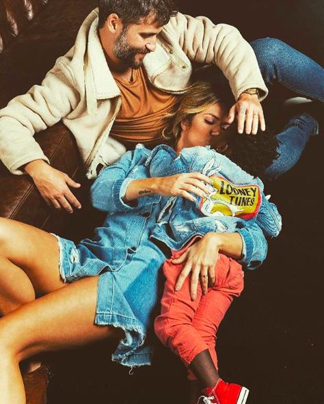 Giovanna Ewbank, Siti e Bruno Gagliasso (Foto: reprodução/Instagram)