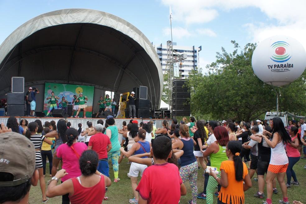Evento acontece desde 2000 em parceria com a Prefeitura de Campina Grande (Foto: Juliana Miranda/TV Paraíba)