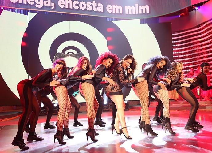 Anitta (Foto: Carol Caminha/Gshow)