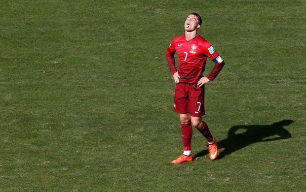 Cristiano Ronaldo Portugal x Gana (Foto: Reuters)