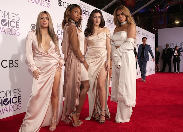 As cantoras do Fifth Harmony (Foto: Getty Images)