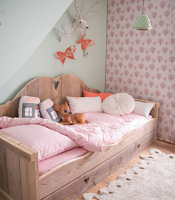 15 quartos em diferentes tons de rosa Casa Vogue Ambientes