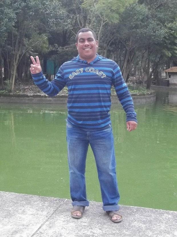 Investigador da Polícia Civil do Espírito Santo Mario Marcelo de Albuquerque (Foto: Arquivo Pessoal/Facebook)